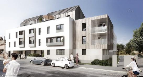 Résidence Seniors - 36 logements locatifs
