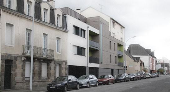 Immeuble collectif « César Franck »
