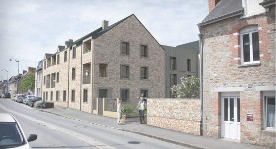 Construction d'une résidence d'habitat accompagné